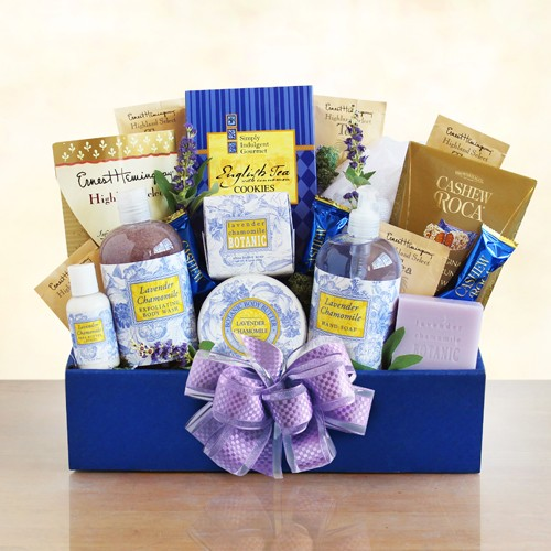 Lavender Relaxation Gift