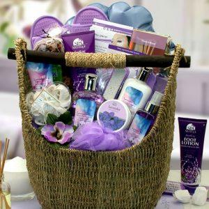 Lavender Sky Gift Basket