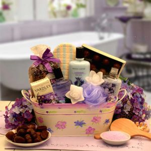 Tranquility Bath and Body Spa Gift