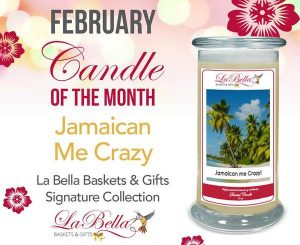 Jamaican Me Crazy Scented Candle