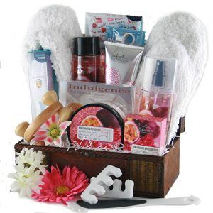 Spa Escape Spa Gift Basket