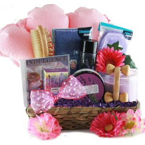 Spa Getaway Spa Gift Basket