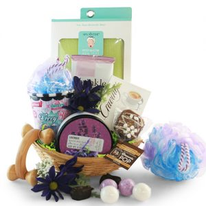 Spa Retreat Gift Basket