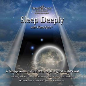 Sleep Deeply with Hemi-Sync