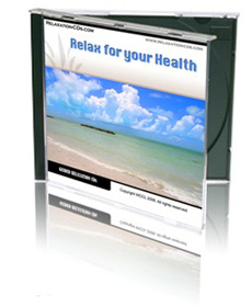 Relax For Your Health Relaxation CD