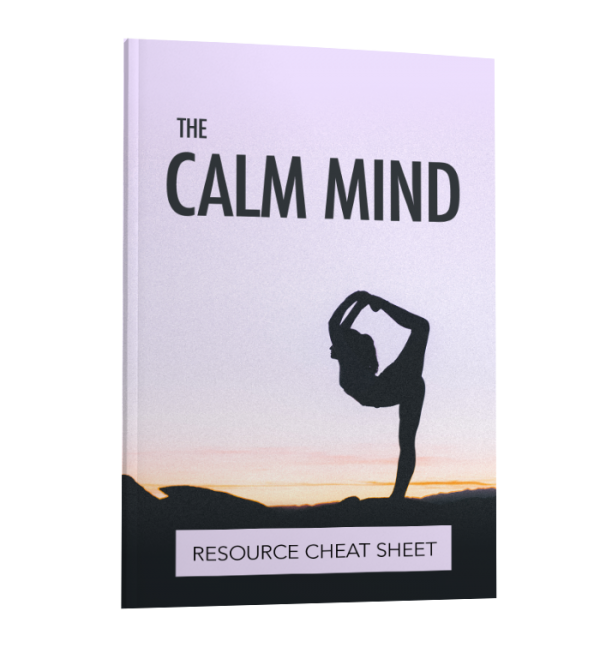 The Calm Mind Resource Checklist
