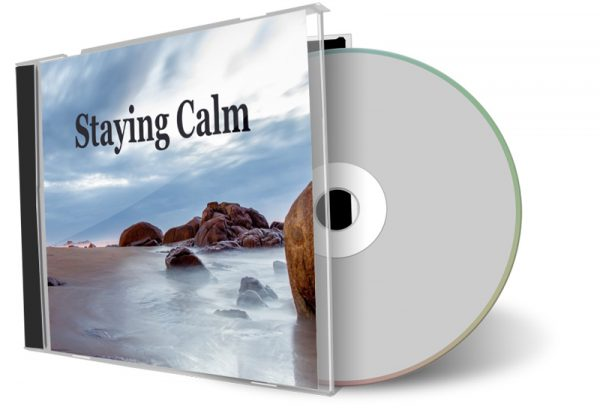 Staying Calm Audio Book