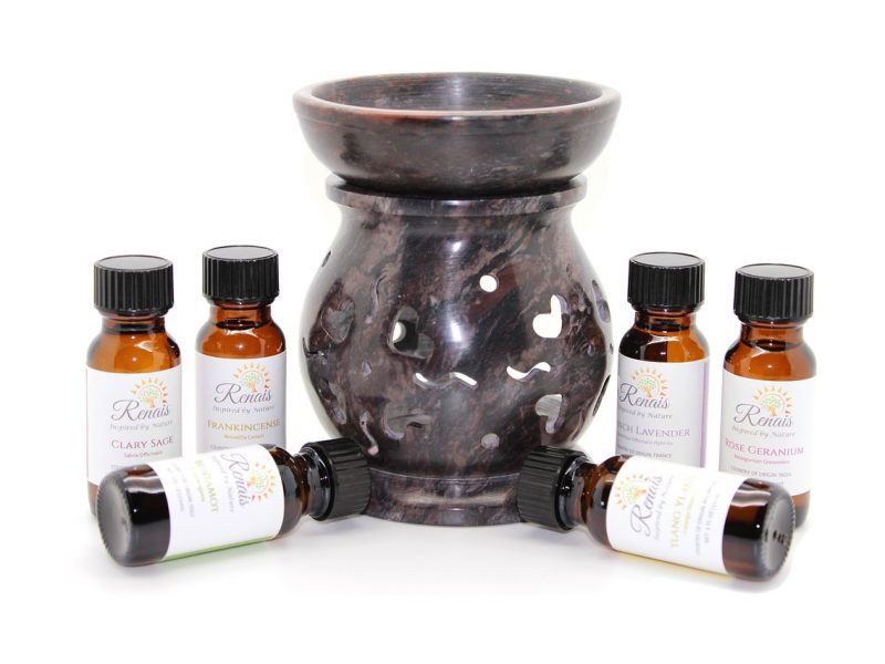 Calming Essential Oils For Relaxation
