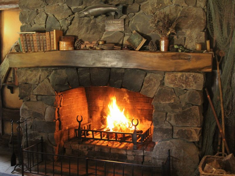 Relaxing Fireplace