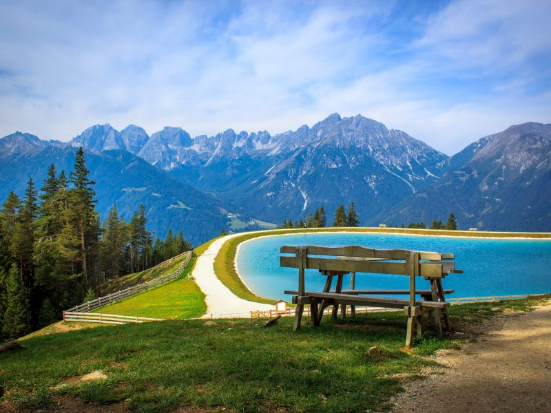 Mountain Relaxation