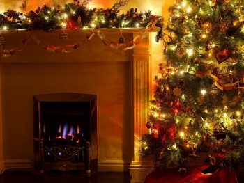 Relaxation Moments with Christmas Tree