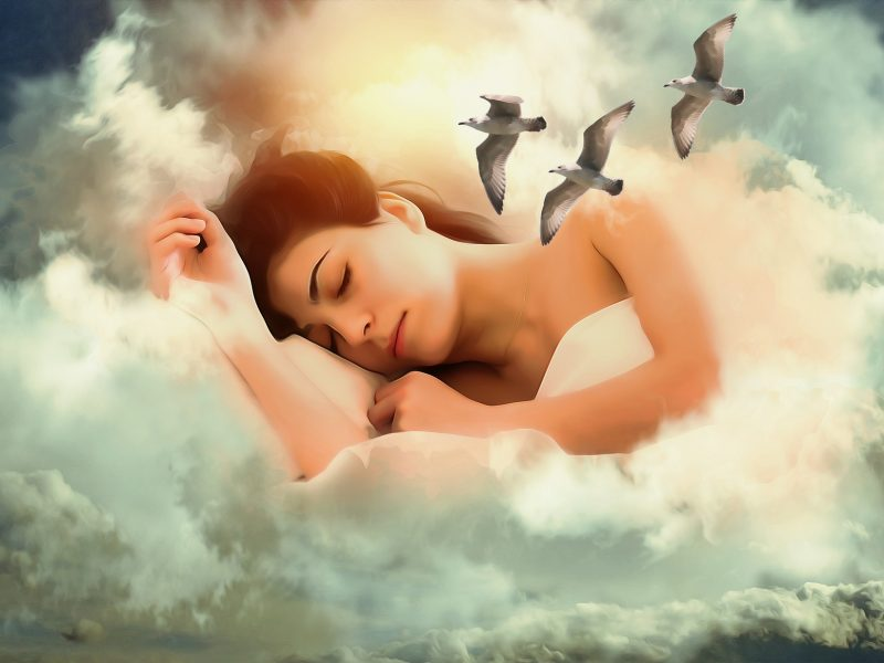 Visualization Meditation For Better Sleep