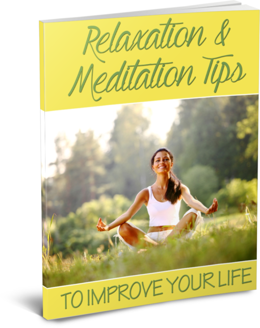 Relaxation Techniques & Meditation For Beginners To Improve Your Life. You Will Discover Ways to Facilitate Relaxation and Meditation.