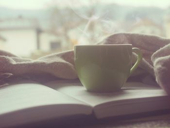 coffee relaxation time