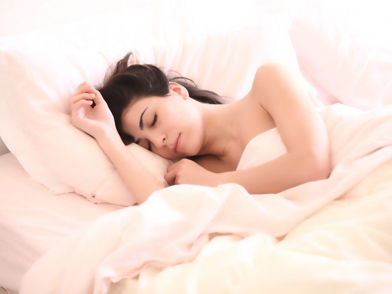 Sleep for relaxation